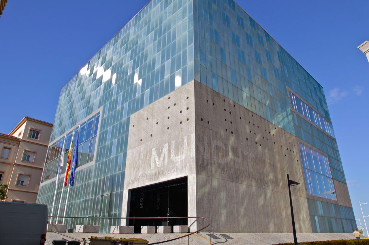 Lavagoneta: MUNCYT Coruña