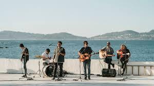 Conciertos en Vigo | Taburete filma un videoclip con la ría y las Islas  Cíes al fondo