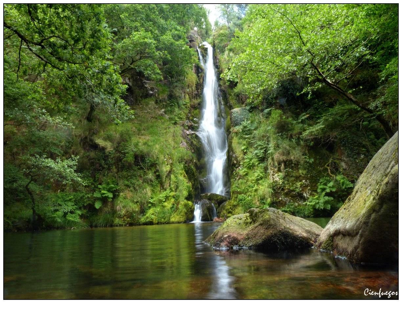 Caleyando con Cienfuegos: Cascada do Pozo da Ferida